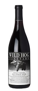Wild Hog Pinot Noir True Sonoma Coast 2011 750ml